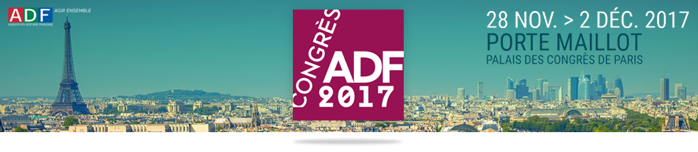La Team Verso sera présente à l'ADF 2017 - du 28 Nov au 2 Dec 2017